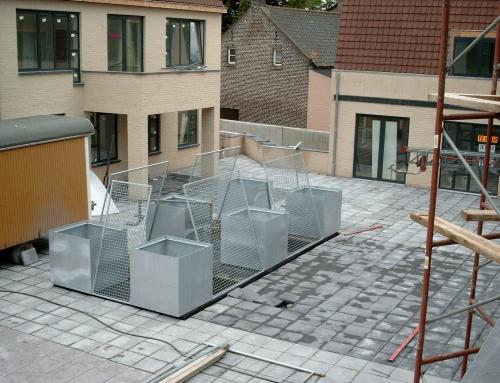 Metaalwerken Limburg Plantenbakken metalen maatwerk